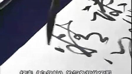 第30集当代书法名家视频——徐利明(临怀素自叙帖)