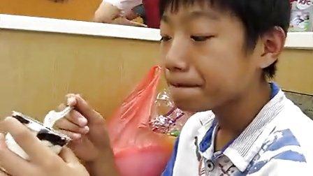 2012年10月4日肯德基——吃冰激凌