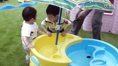 花园宝宝早教体验