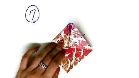 ELMO展台L-12折纸视频