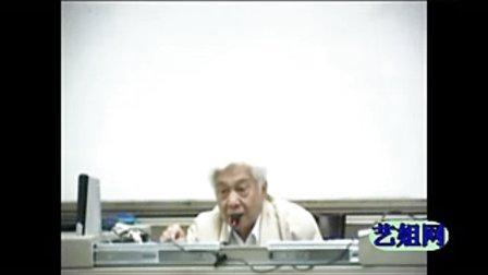 中国传媒大学张颂教授长沙学院播音主持专业专题讲座12