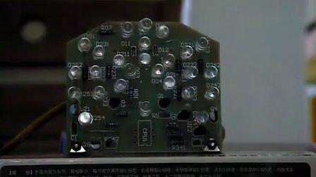 电动车[龟车]个性炫酷LED尾灯