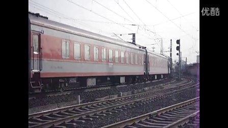 2014春运客运铁路线上