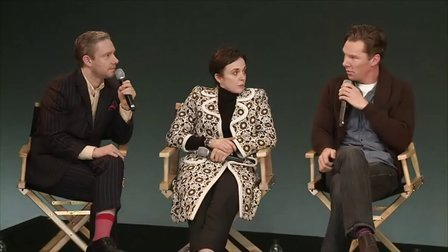 【cumberkids整理】#APPLELOCK Sherlock_ Meet the Filmmaker