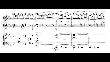 Hamelin plays Beethoven - Piano Concerto No.5 (I,1) 乐谱