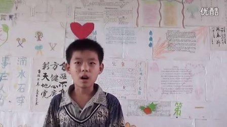 男孩送给离别同学的祝福