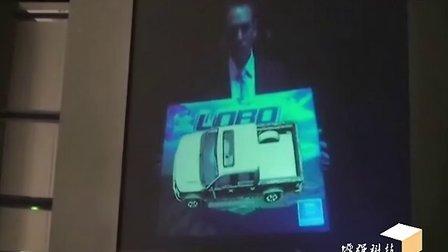 新车发布会FORD LOBO