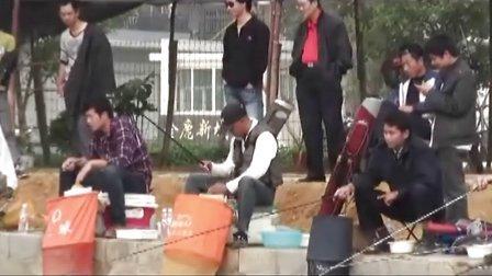 视频:城南竞技池垂钓