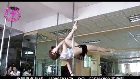 钢管舞视频  郑州钢管舞培训班   郑州钢管舞培训学校