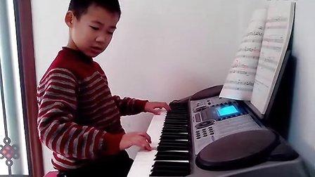 蓝猫淘气三千问-电子琴