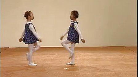 北舞 中国舞考级二级01