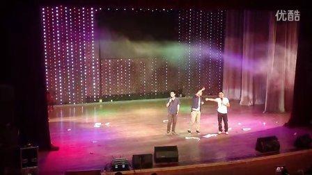 2012年8月15日南昌新东方老男孩演唱会 朱伟 唐迟  许乃夫 深情演绎《老男孩》