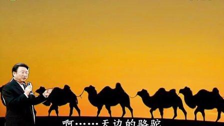 蒋大为《天边的骆驼》歌曲
