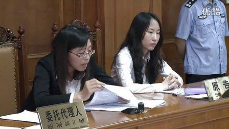 (4)法庭辩论