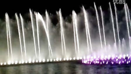 杭州西湖音乐喷泉二