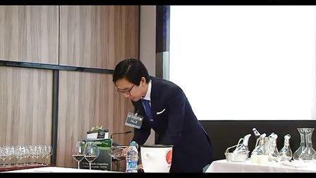 2012中国最佳法国酒侍酒师大赛