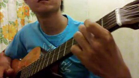 我真的受伤了 - 张学友 - 吉他独奏 - handoyomia
