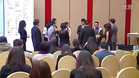 i-Training在中国企业培训服务会展上海站. 公司介绍和演讲