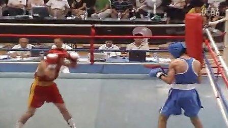 刘汉龙拳击比赛