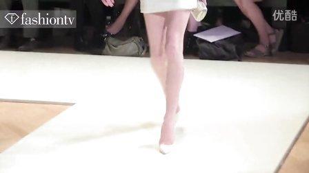时装周-瓦伦丁·尤达什金(Valentin Yudashkin)走道秀-巴黎2012春季时装周