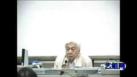 中国传媒大学张颂教授长沙学院播音主持专业专题讲座8