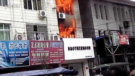 钱库振兴西街号刚刚发生火灾
