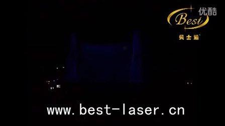 珠海航展_赛斯纳草坪PARTY激光动画秀