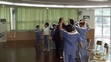 小学二年级音乐优质课视频《金孔雀轻轻跳》王老师