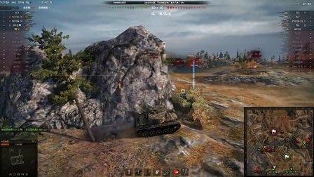 【坦克世界】一段插曲的霞飞系列视频第九十六集