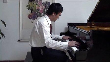钢琴曲《虞美人》