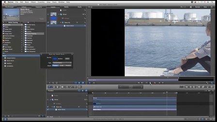 Mocha 基础教学 - 09b - 在 Final Cut Pro 与 Motion 中稳定画面