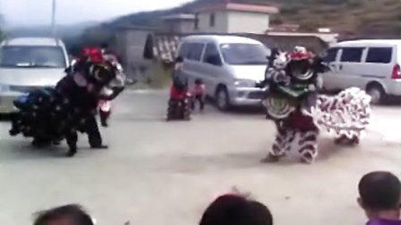 广宁县江屯镇坑口西坑醒狮队
