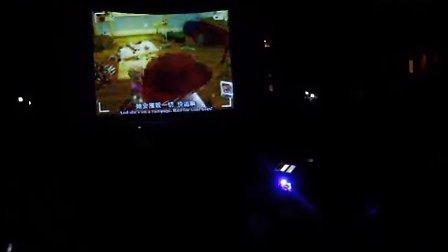 数字电影放映机 露天YS-560Dh效果视频图