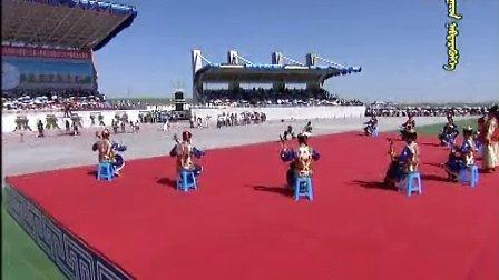 西乌珠穆沁旗第三届那达慕大会开幕式 [太平盛世(巴图苏和演唱)]