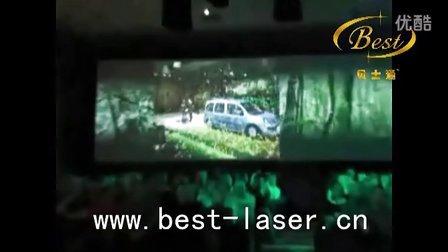 雷诺新款车展示  AR增强现实技术