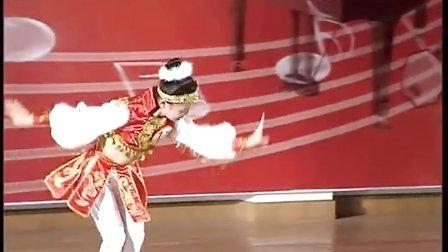 赵轩舞蹈《驰骋草原》