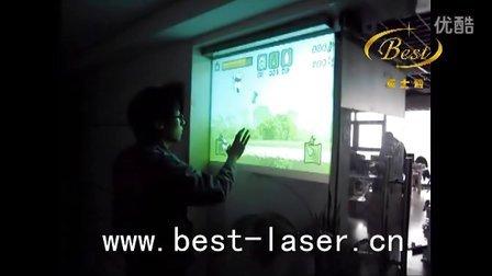 互动投影-背投游戏