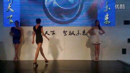 桂林广龙东风风行汽车车展表演