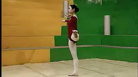 中国民族舞蹈形体训练(四)