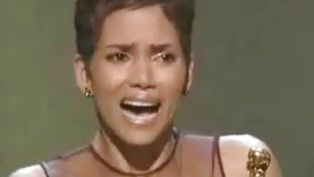 美国奥斯卡历史上最激动的获奖者——哈利 贝瑞