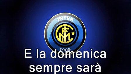 Inno Inter 1984 - CUORE NEROAZZURRO and TESTO