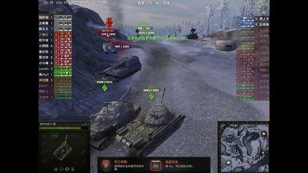 刘局长新手坦克世界娱乐解说01-----月影合集