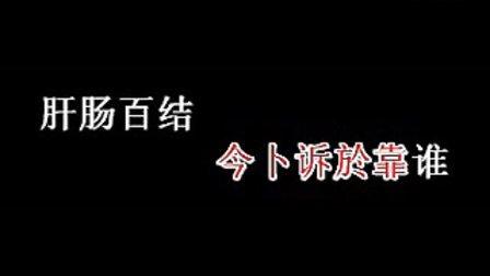 泉州南音清唱《荼蘼架》演唱 丁敏珊 -