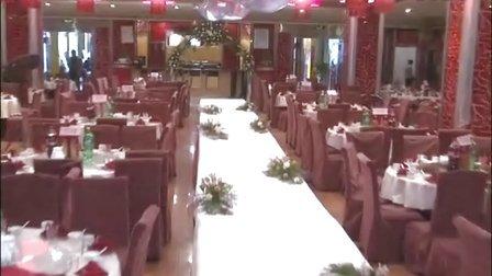 上海大饭店梯台