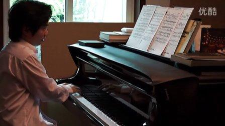 钢琴家沈文裕演奏加勒比海盗钢_tan8.com