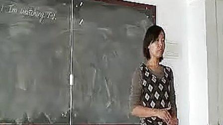 招教考试-小学英语说课2 初中招聘教师考试面试及招教考试说课视频专辑.