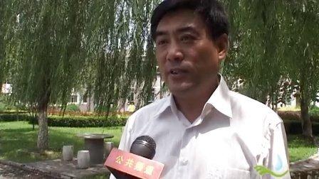 玉田一中 德育育人润无声(唐山电视台公共频道)