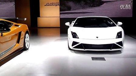 广州国际汽车展2012--兰博基尼篇