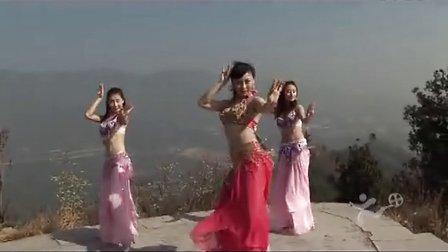 肚皮舞入门教学视频基本动作水漾灵动肚皮舞1