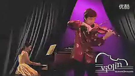 小提琴教程--左手--拨弦-演奏-维尼亚夫斯基Variations